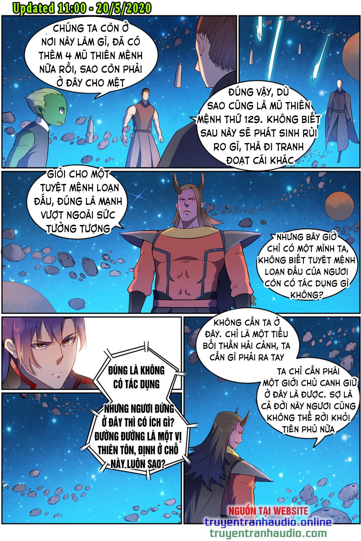 Bách Luyện Thành Thần chap 567 - Trang 11