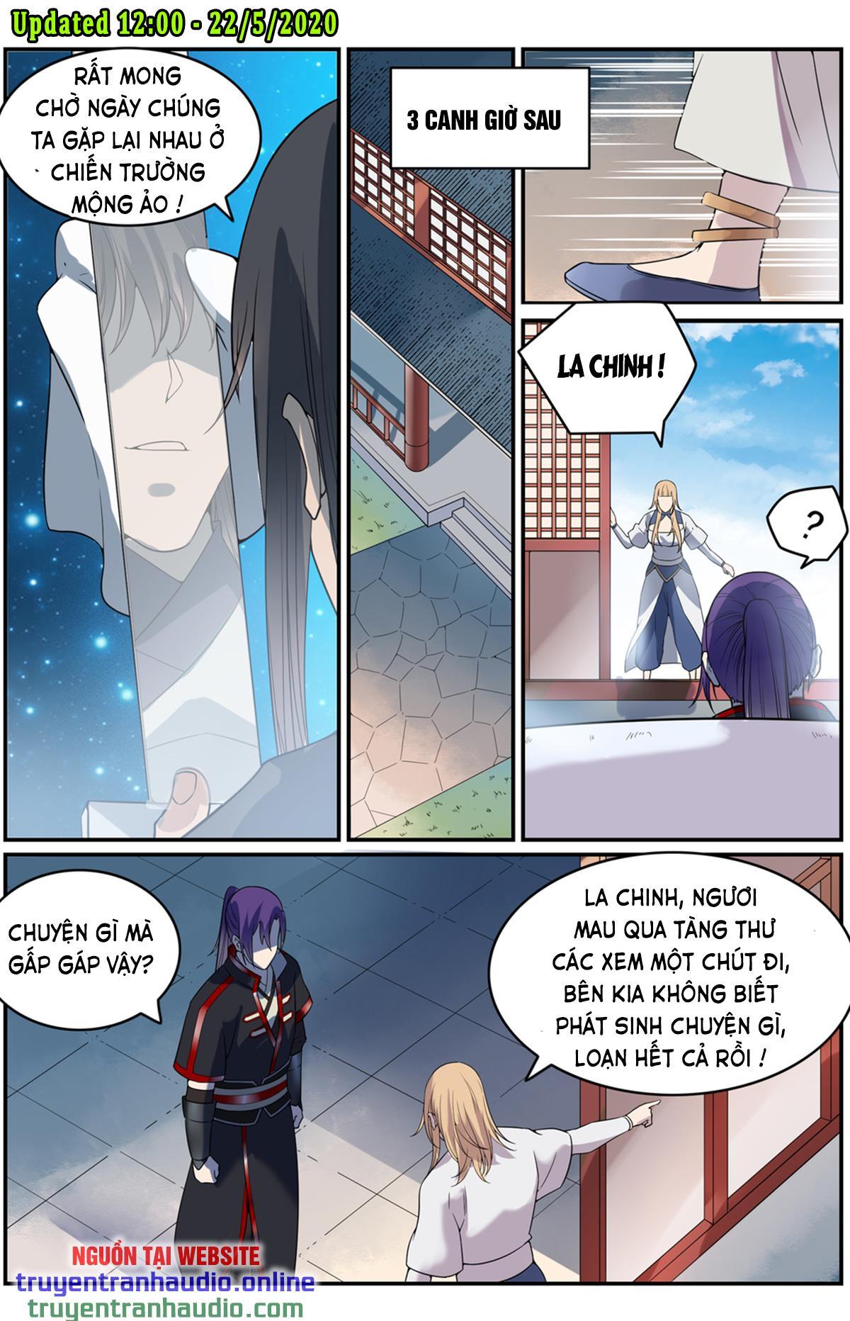 Bách Luyện Thành Thần chap 568 - Trang 14