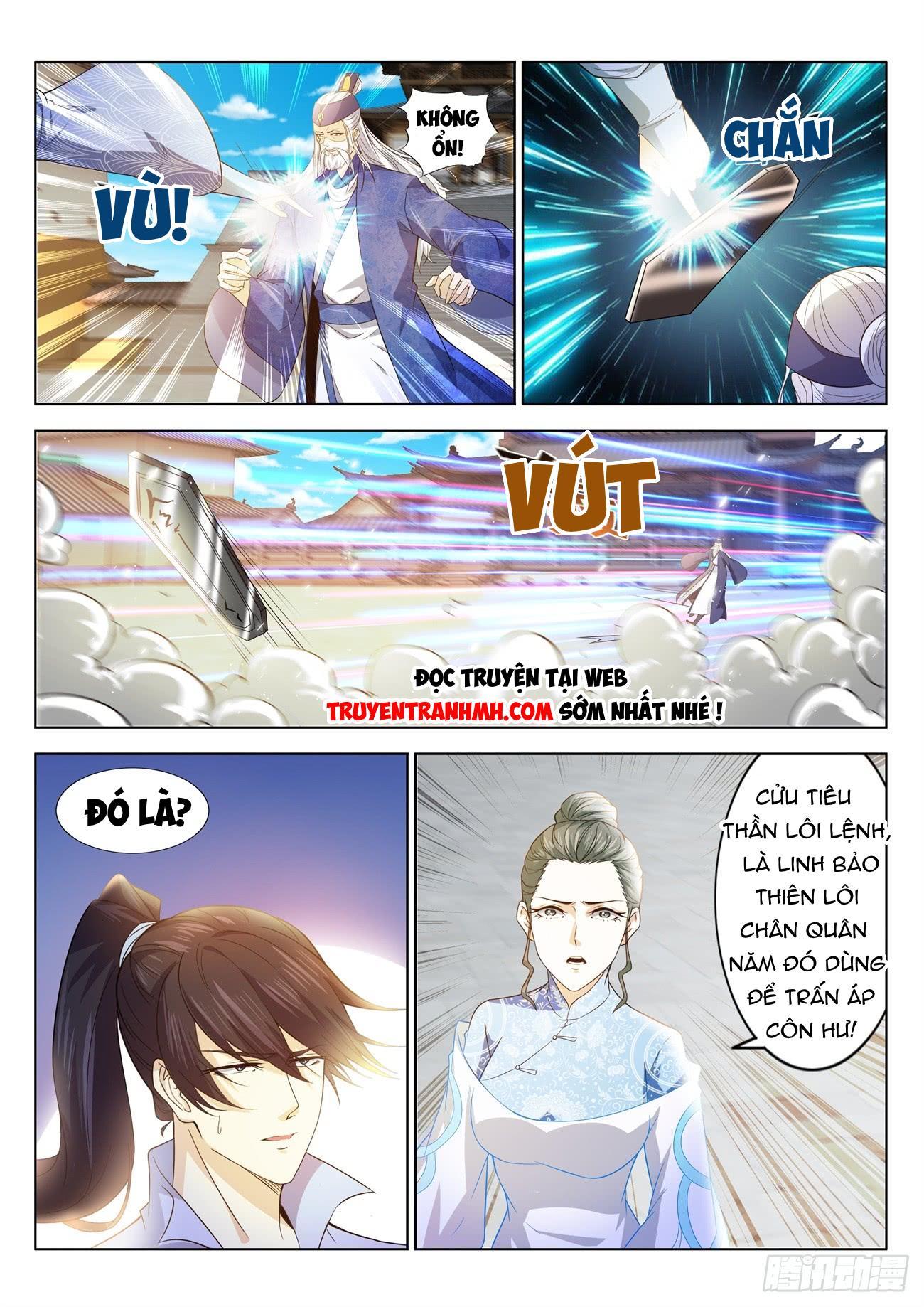 Trọng Sinh Đô Thị Tu Tiên chap 390 - Trang 8