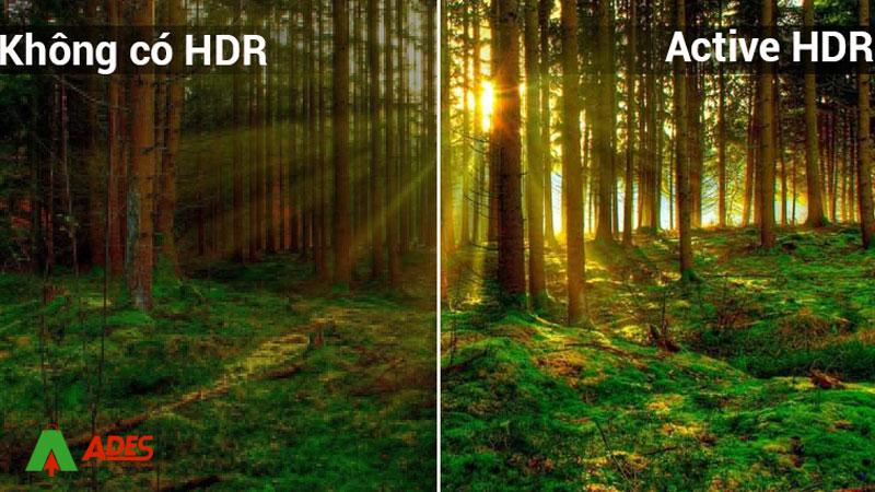 che do 4k cinema hdr voi nhieu dinh dang hdr chinh