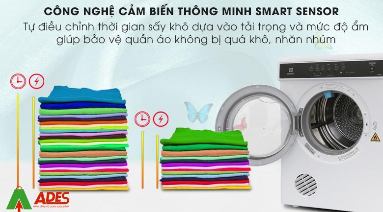 Cam bien Smart Sensor dieu chinh thoi gian say