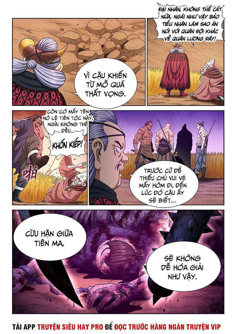 Ta Là Đại Thần Tiên chap 315 - Trang 8