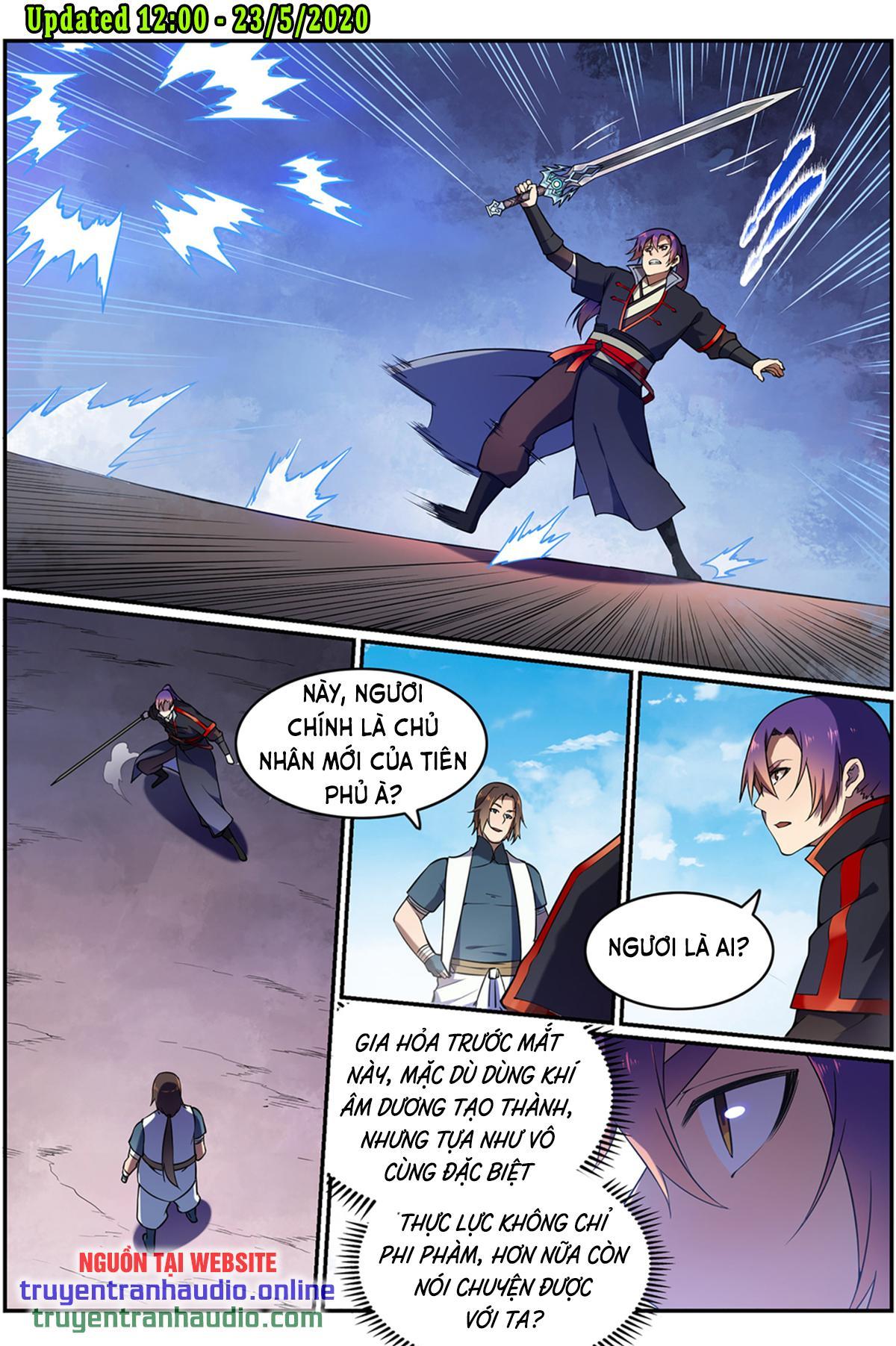 Bách Luyện Thành Thần chap 569 - Trang 15