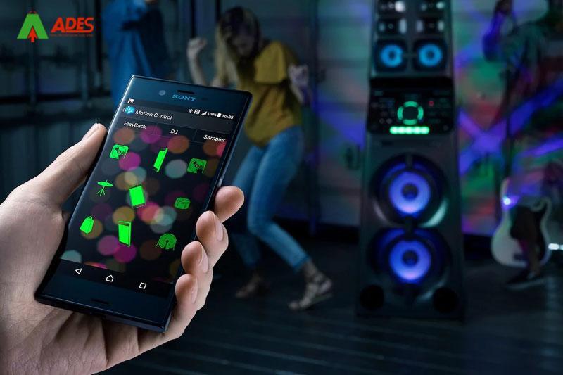 Tinh nang DJ