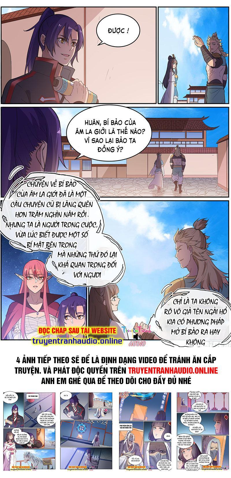 Bách Luyện Thành Thần chap 535 - Trang 7