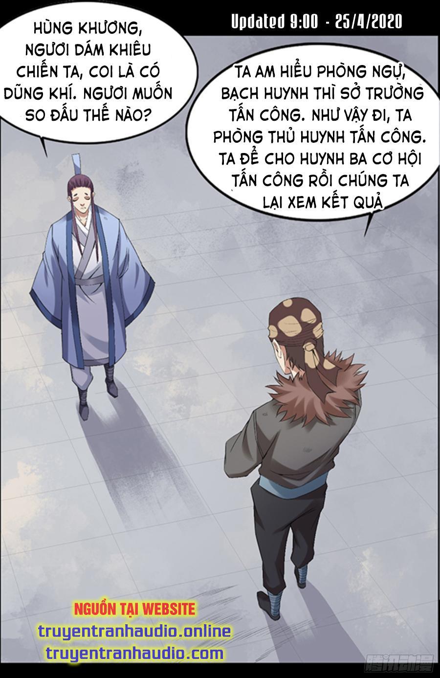 Cổ Chân Nhân chap 93 - Trang 13