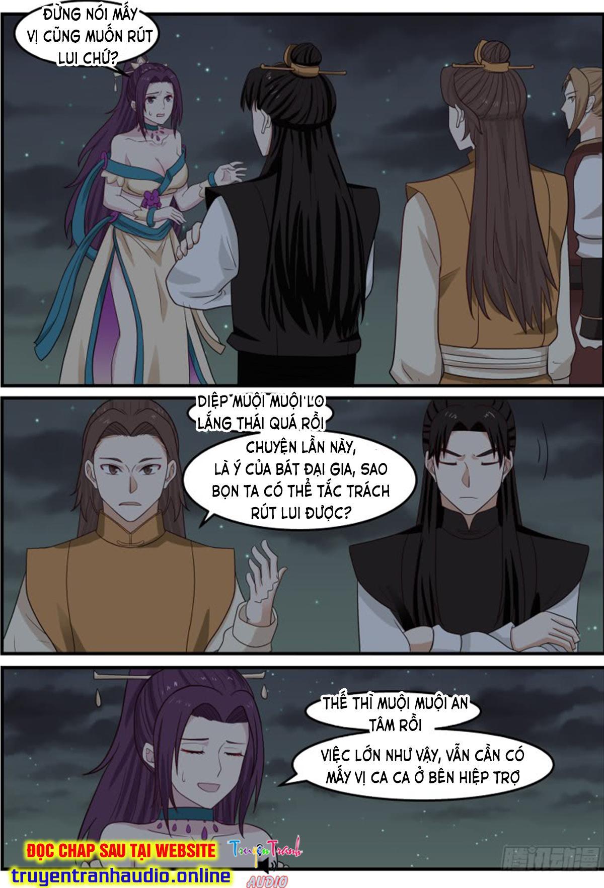Võ Luyện Đỉnh Phong chap 502 - Trang 11