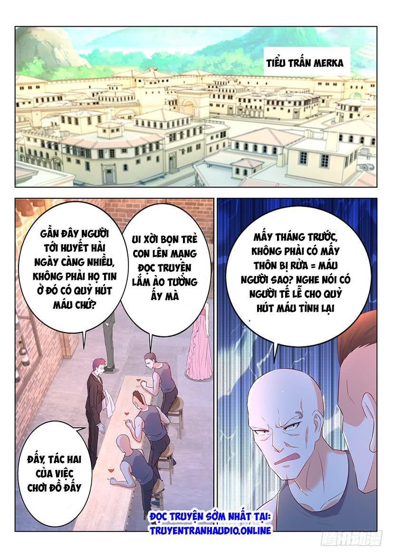 Trọng Sinh Đô Thị Tu Tiên chap 356 - Trang 11