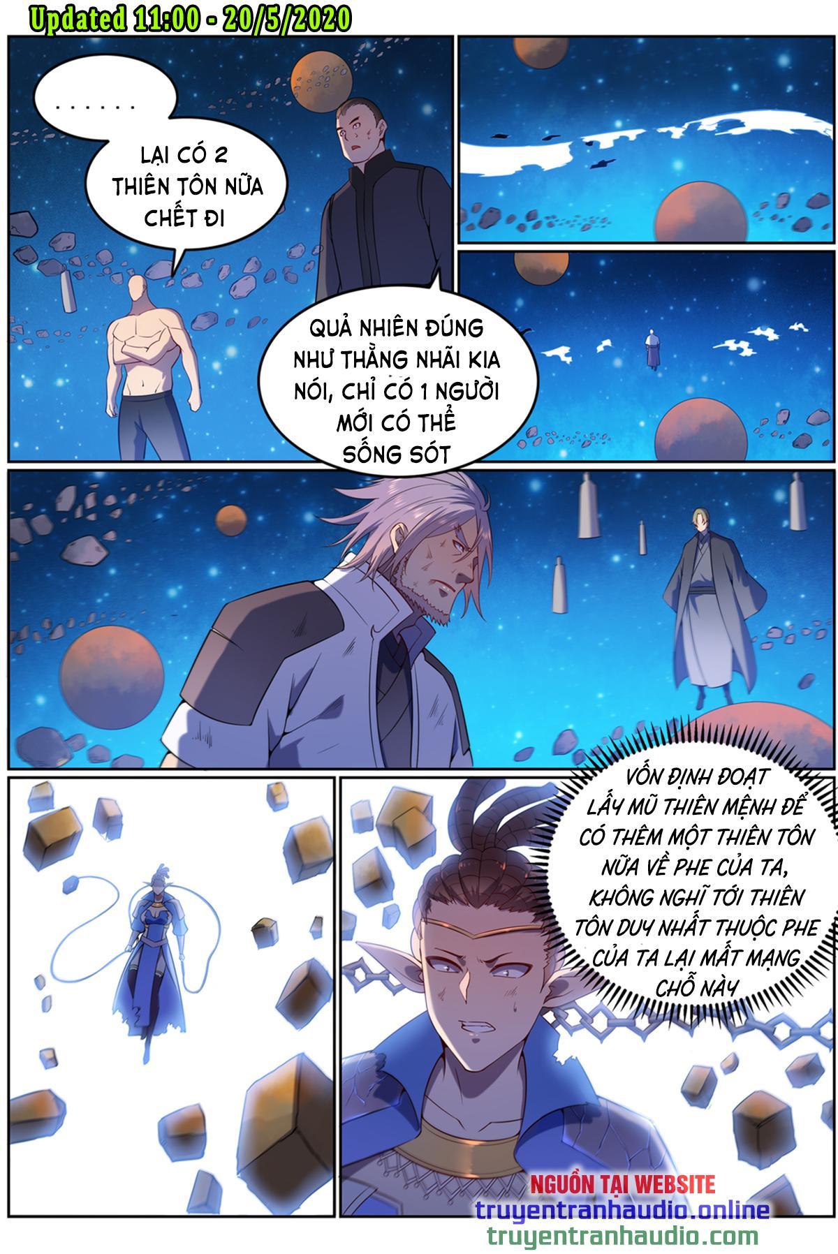 Bách Luyện Thành Thần chap 567 - Trang 10